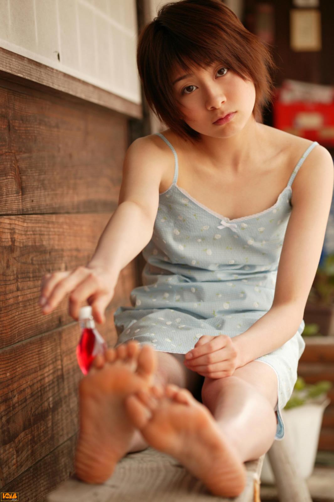 Chihiro Ôtsuka's Feet