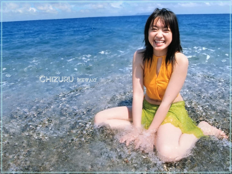 Chizuru Ikewaki Nude Photos 15