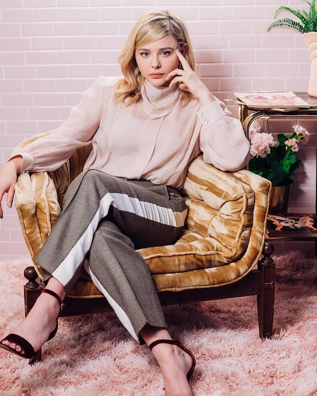 Feet Chloe Moretz nude photos 2019