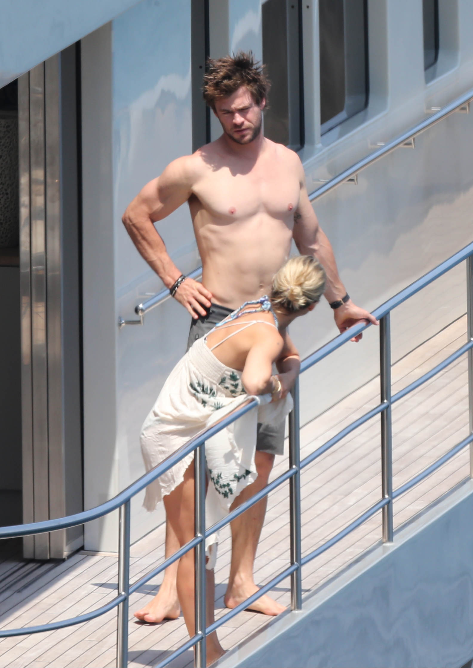 Fotos de chris hemsworth desnudo