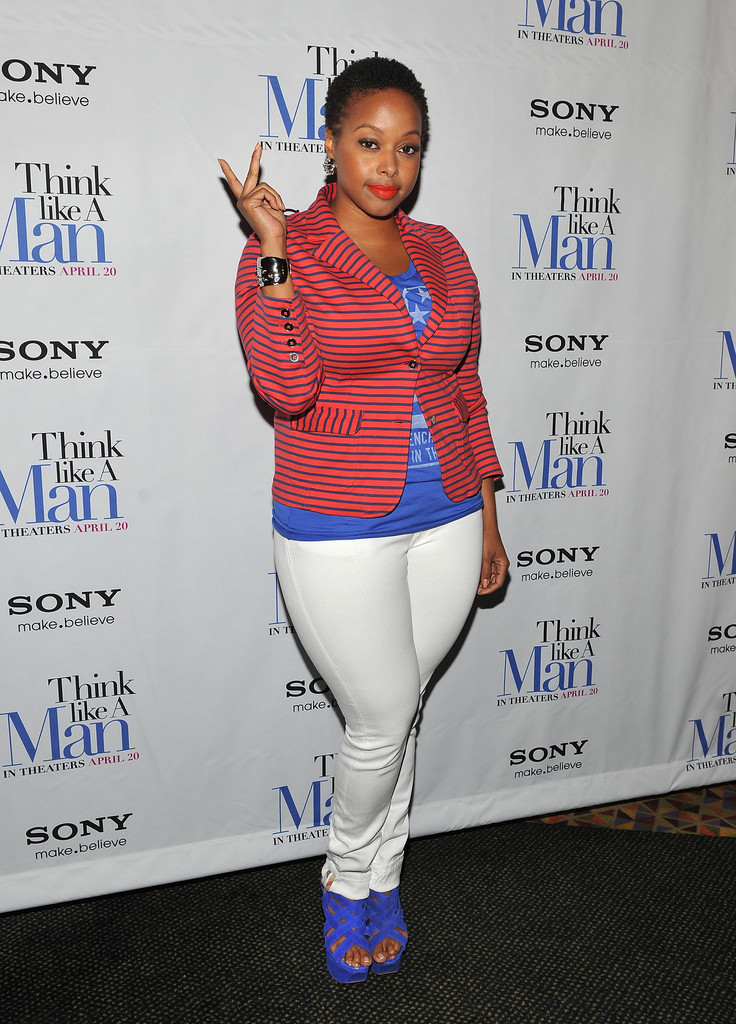 Chrisette Michele S Feet