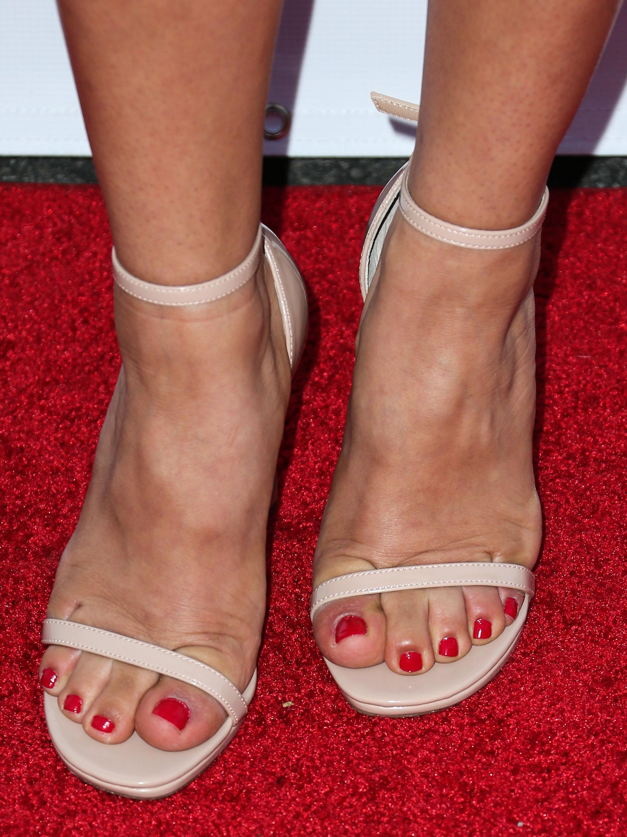 Erotica Feet Chrissie Fit  nudes (21 fotos), iCloud, panties