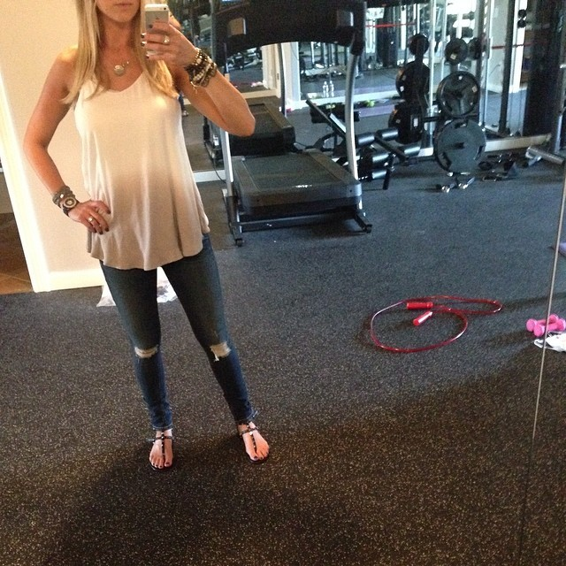 Christina el moussa s feet pictures to pin on pinterest
