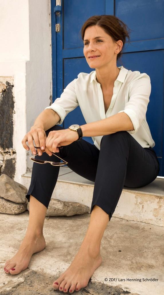 Christina Heckes Feet