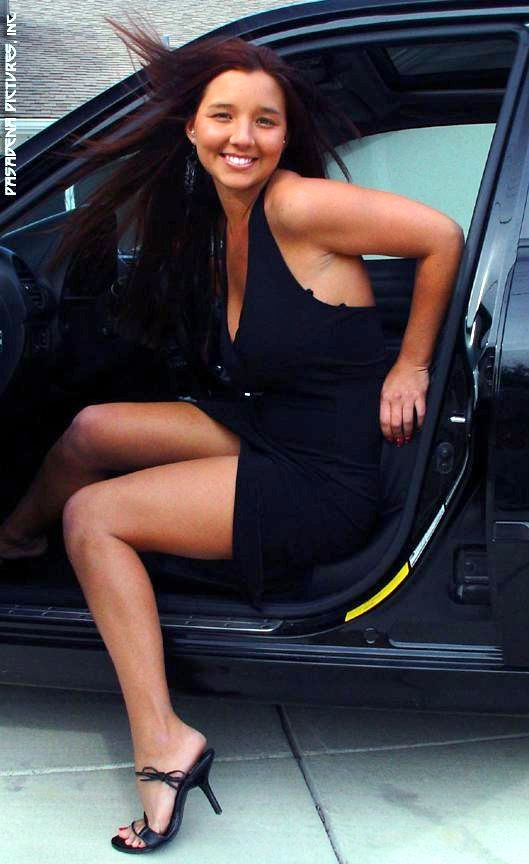 Feet christina model