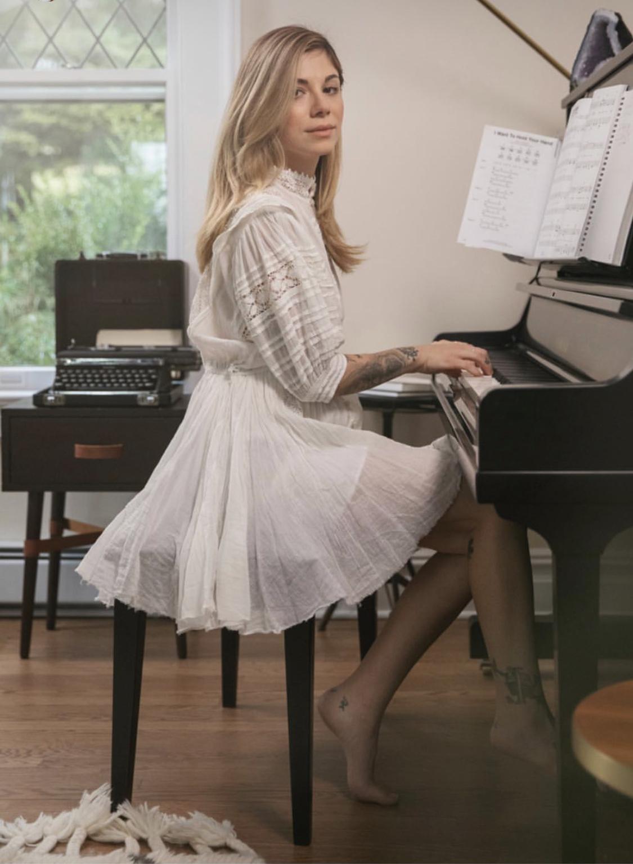 Christina Perris Feet