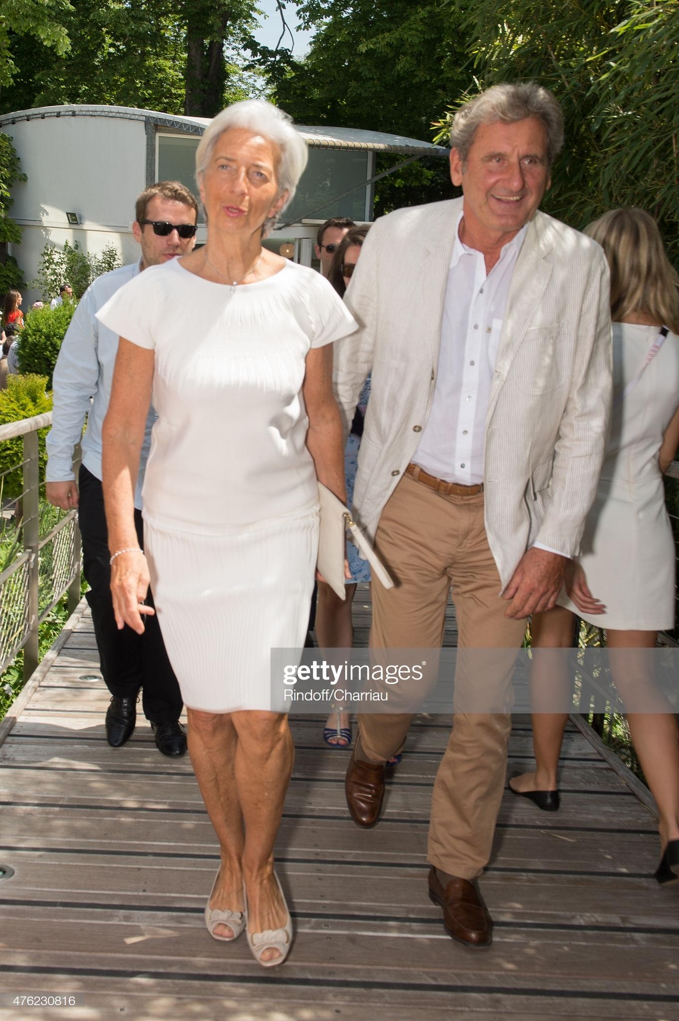Christine Lagarde's Feet << wikiFeet