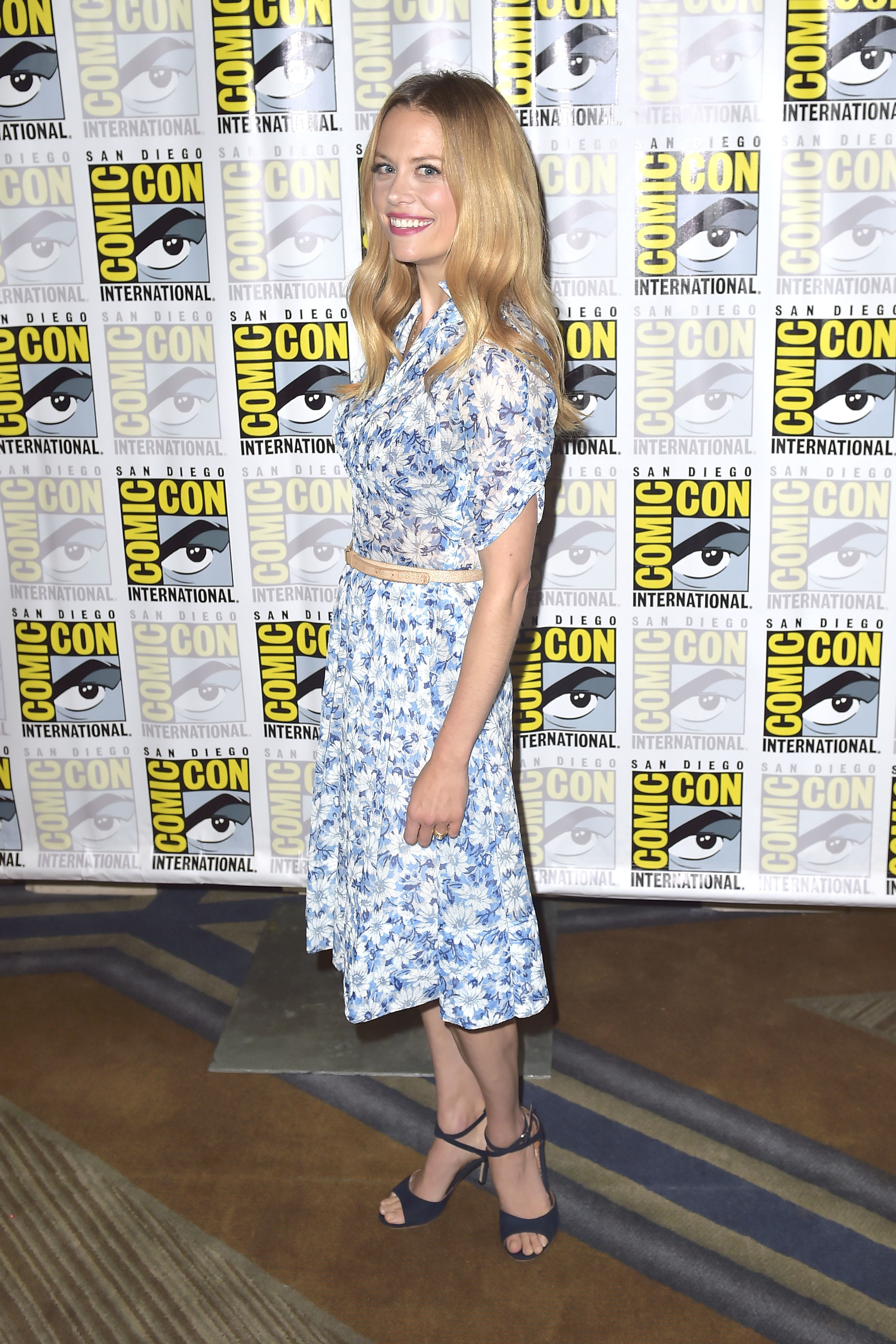 Claire Coffee's Feet
