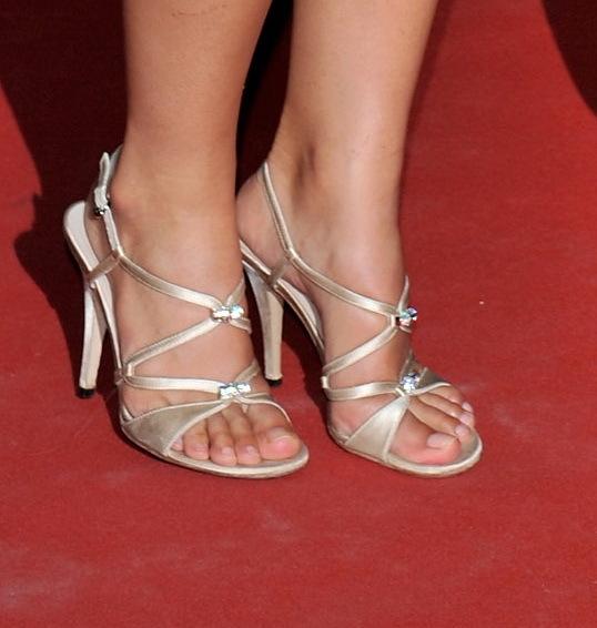 Claire Danes's Feet Claire Danes Movie