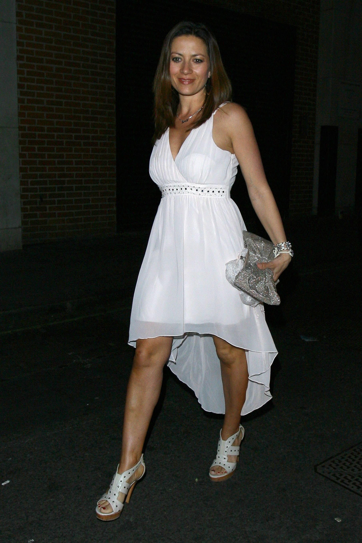Clare Nasir Feet