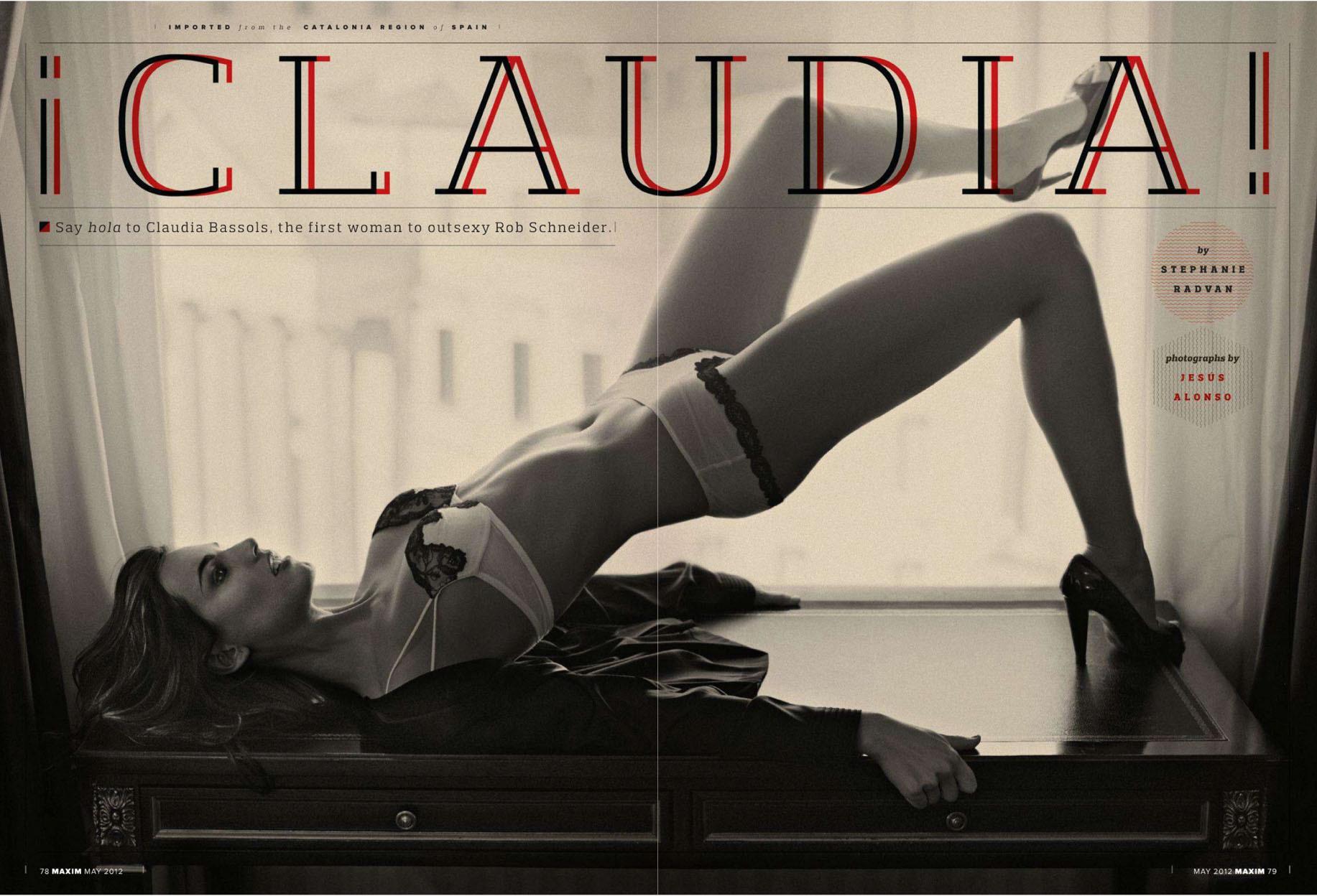 Claudia Bassols Nude Photos 92