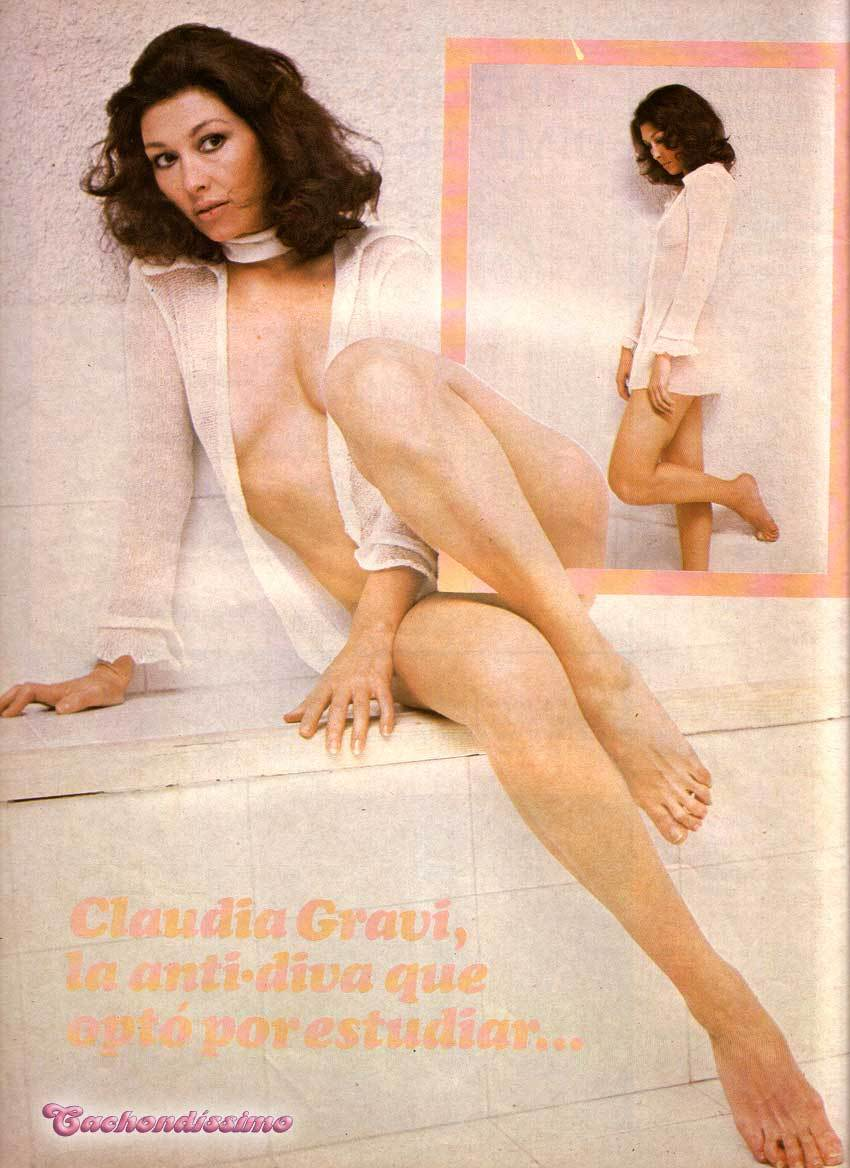 Claudia Gravy Nude Photos 99