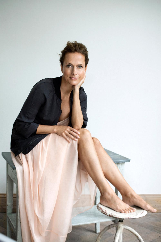 Claudia Michelsens Feet