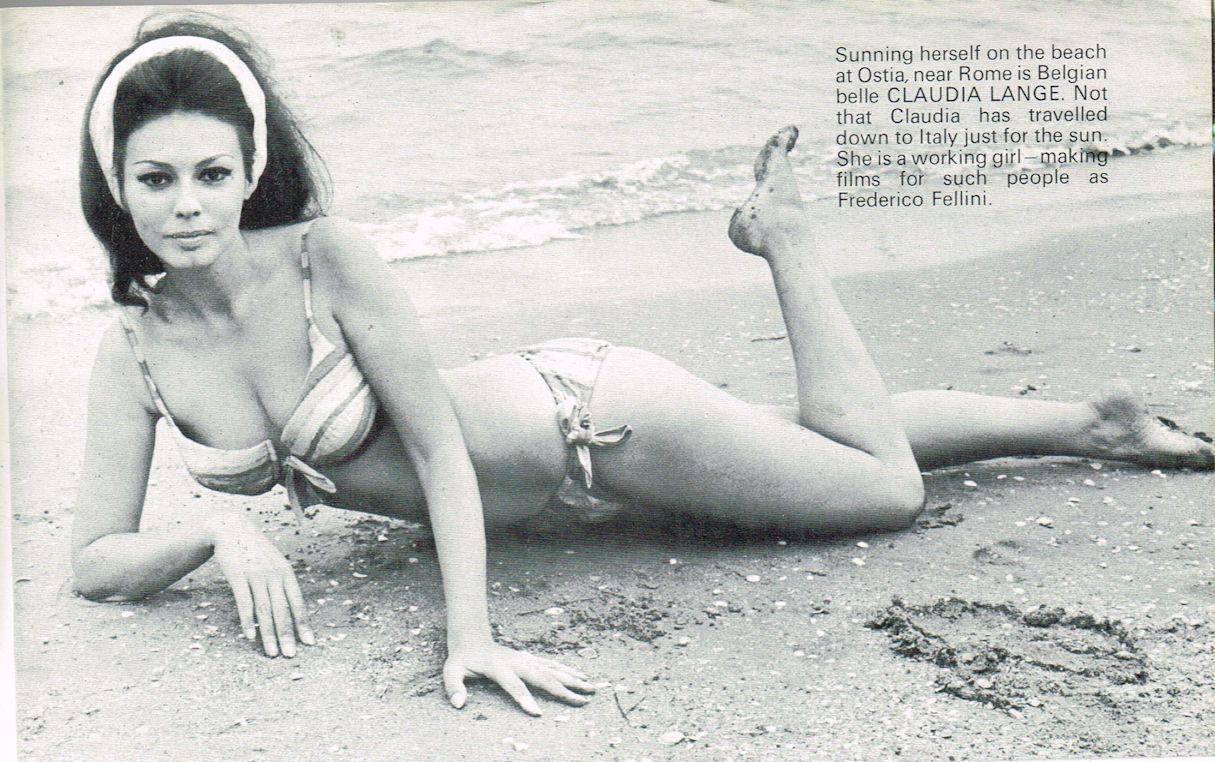 Claudie Lange Nude Photos 33