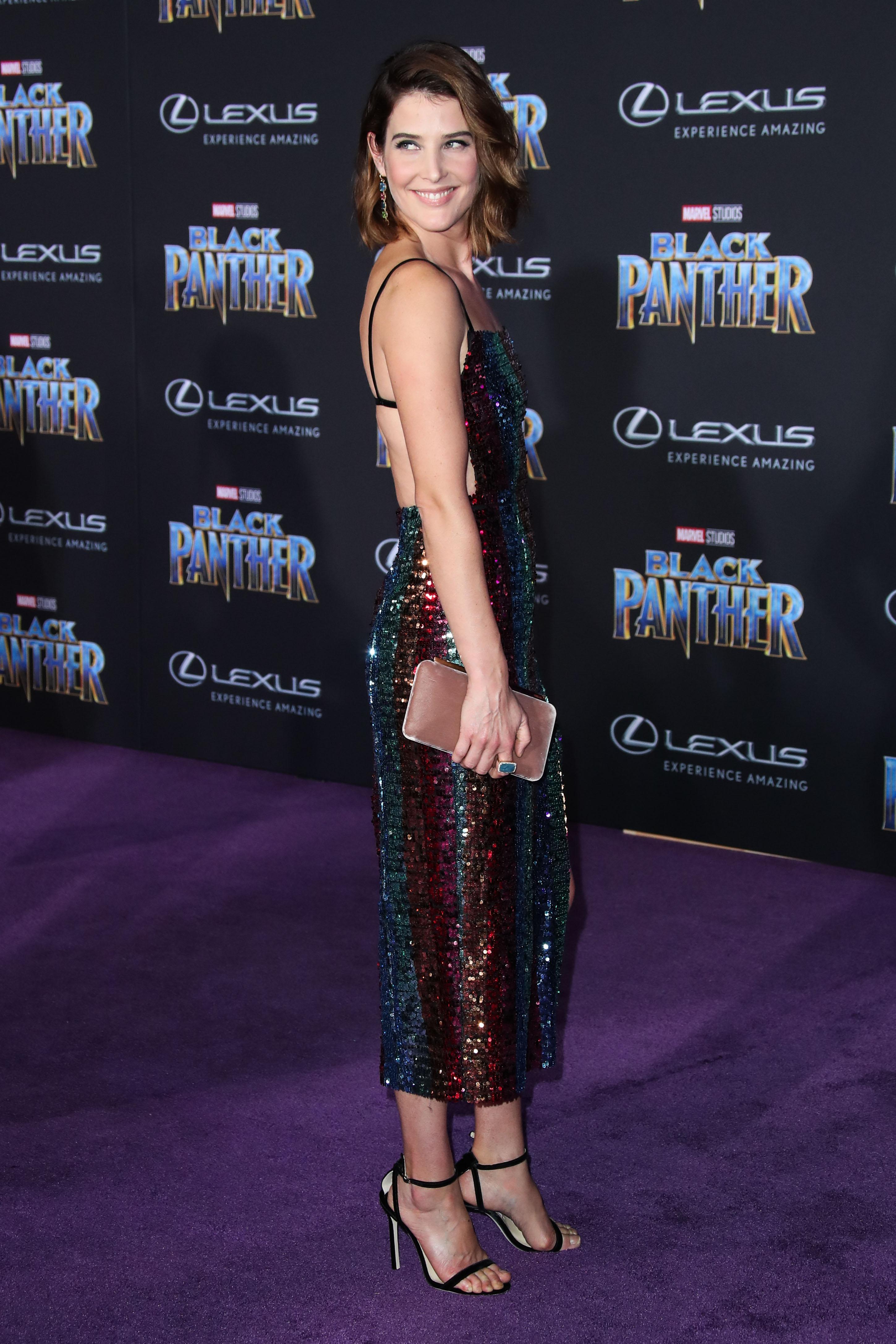 Cobie Smulders Feet Miranda Cosgrove