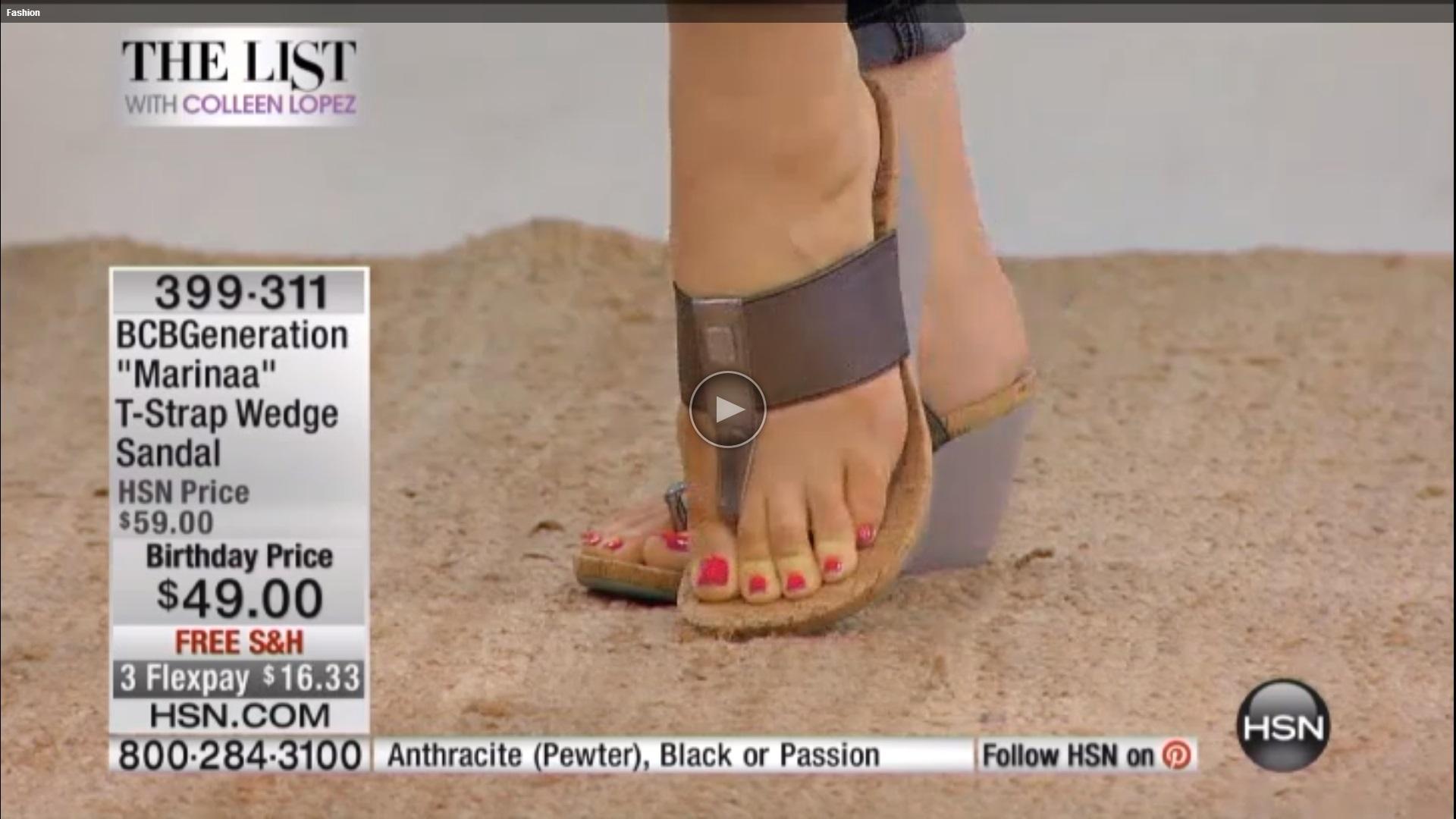 Colleen Lopez's Feet << wikiFeet