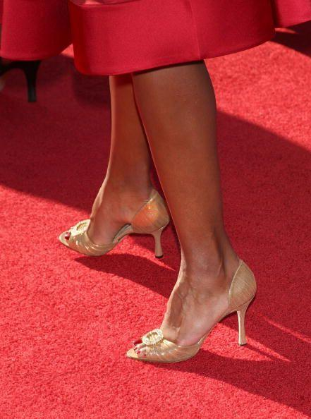 condoleezza rices feet