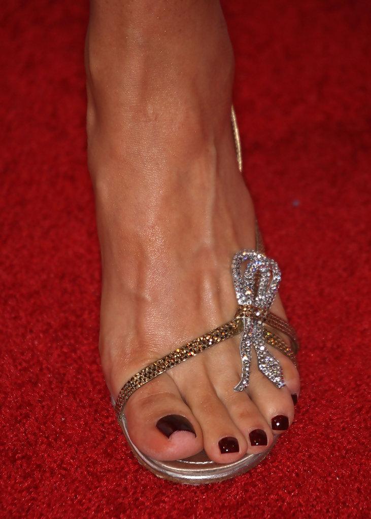 Constance Marie S Feet