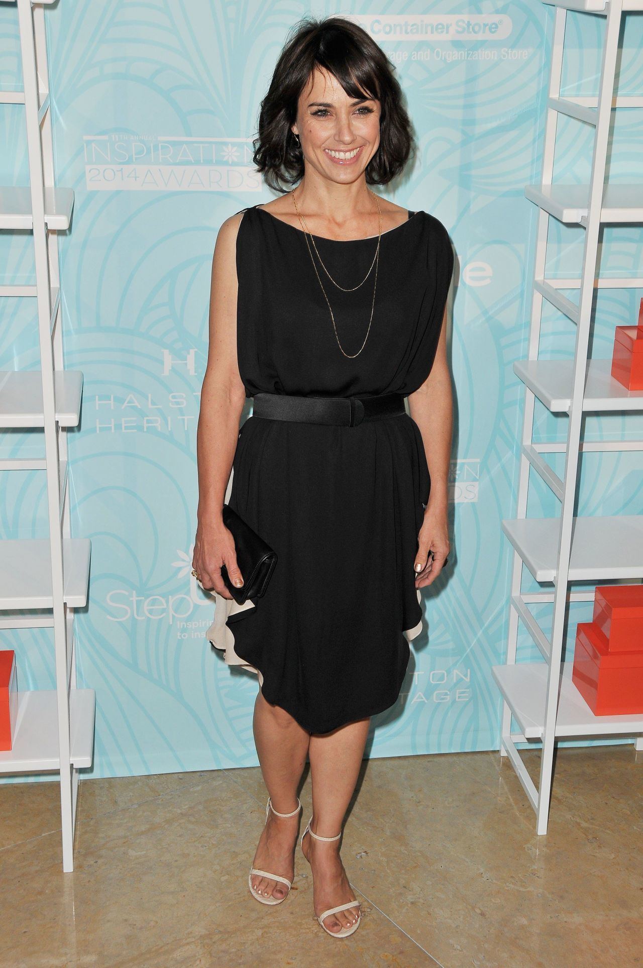 why Constance Zimmer left boston legal