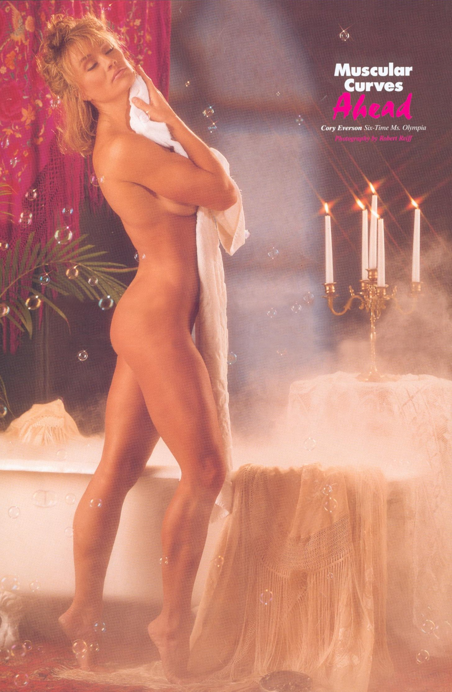 Corinna everson nude.