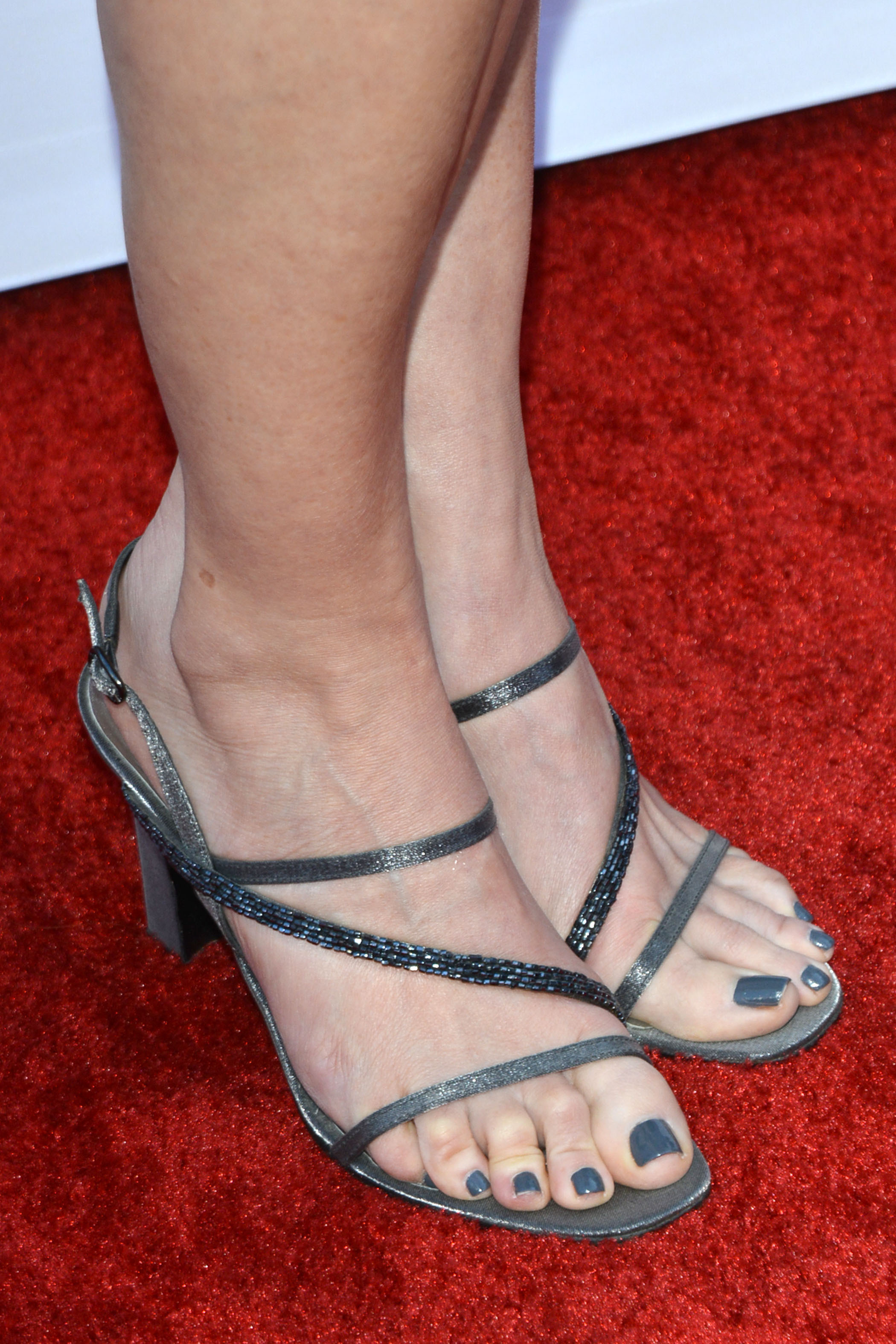 Courtney thorne-smith feet