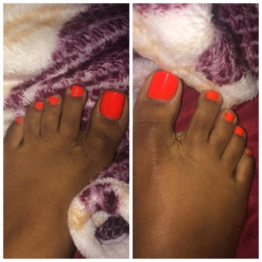 Feet CupcakKe nude photos 2019