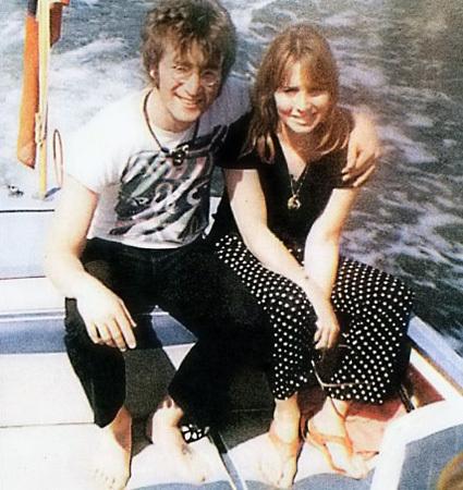 Cynthia Lennon's Feet