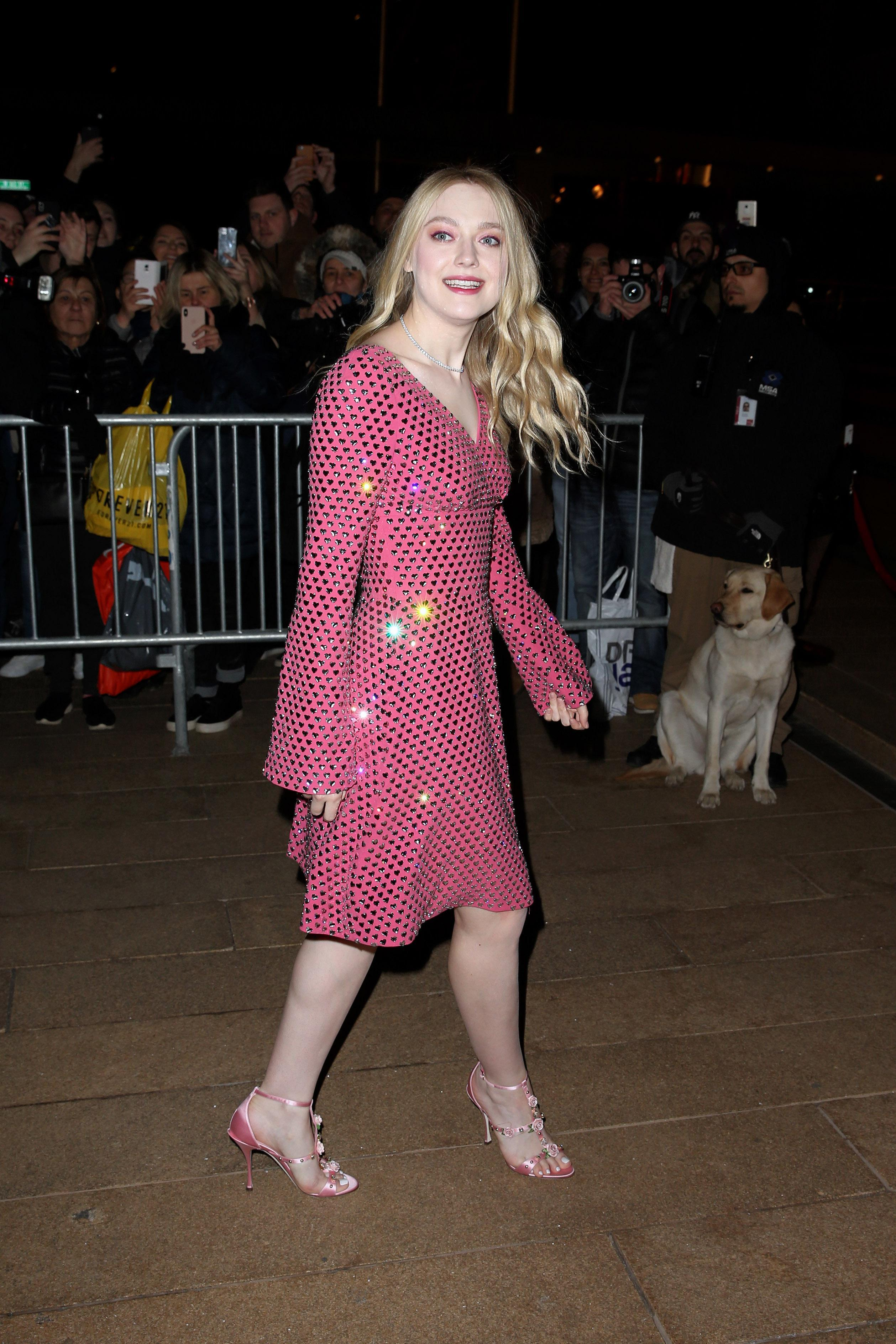 Dakota Fanning Feet