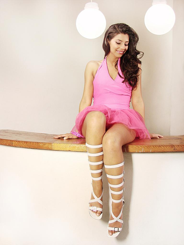 Daniela Castillo's Feet