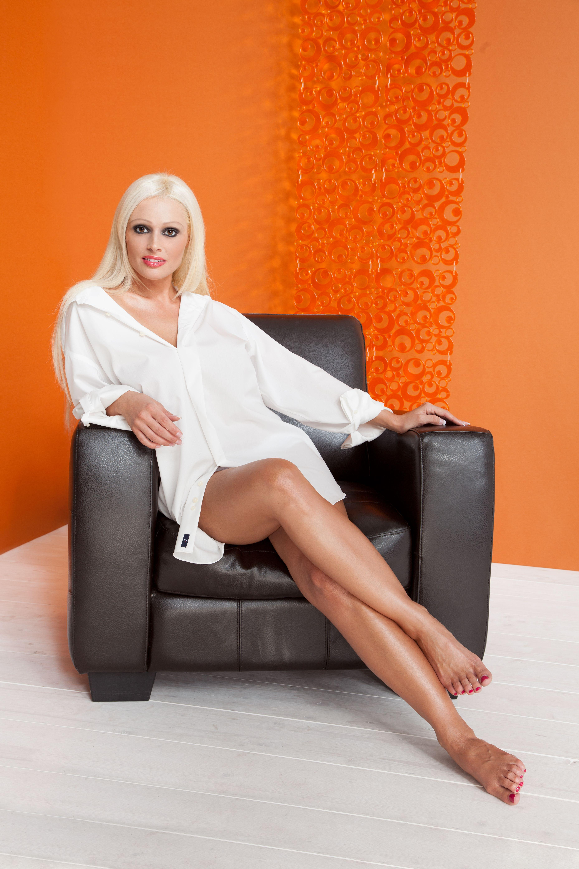 Daniela Katzenbergers Feet