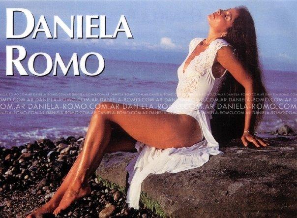 Daniela Romo's Feet