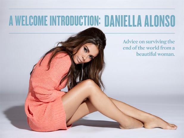 Daniella Alonso S Feet