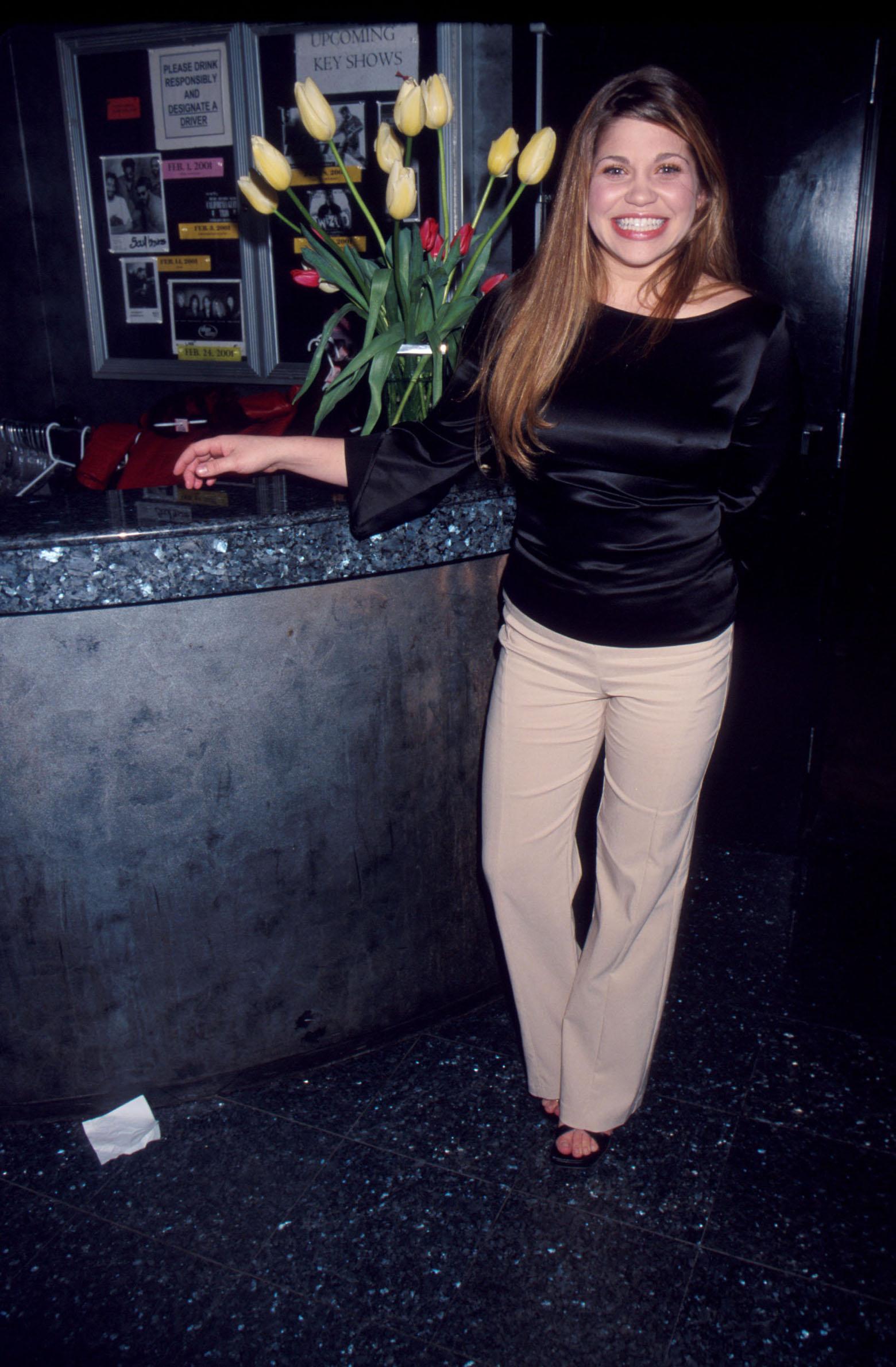 New Celebrity Buzz: Danielle Fishel Feet