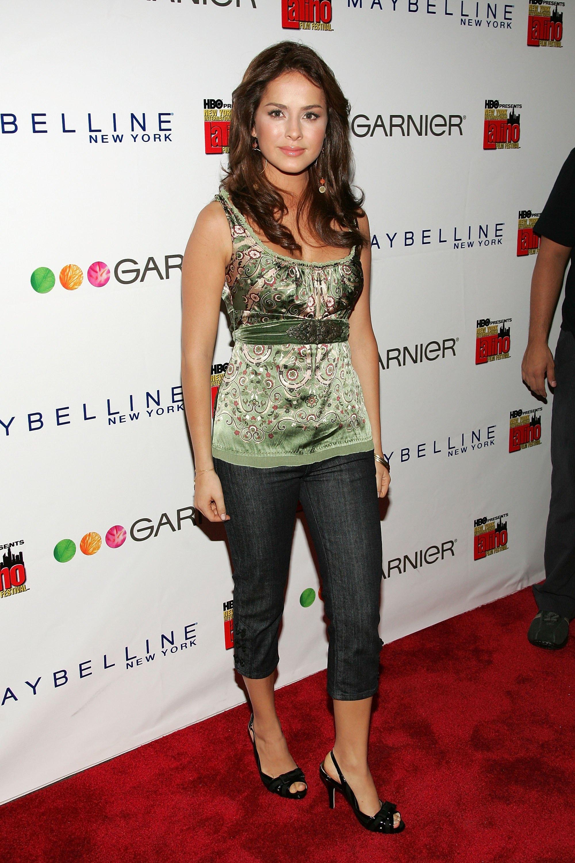 Danay Garcia Actress Danay Garcia Attends The Recent Spanish Cinema ...