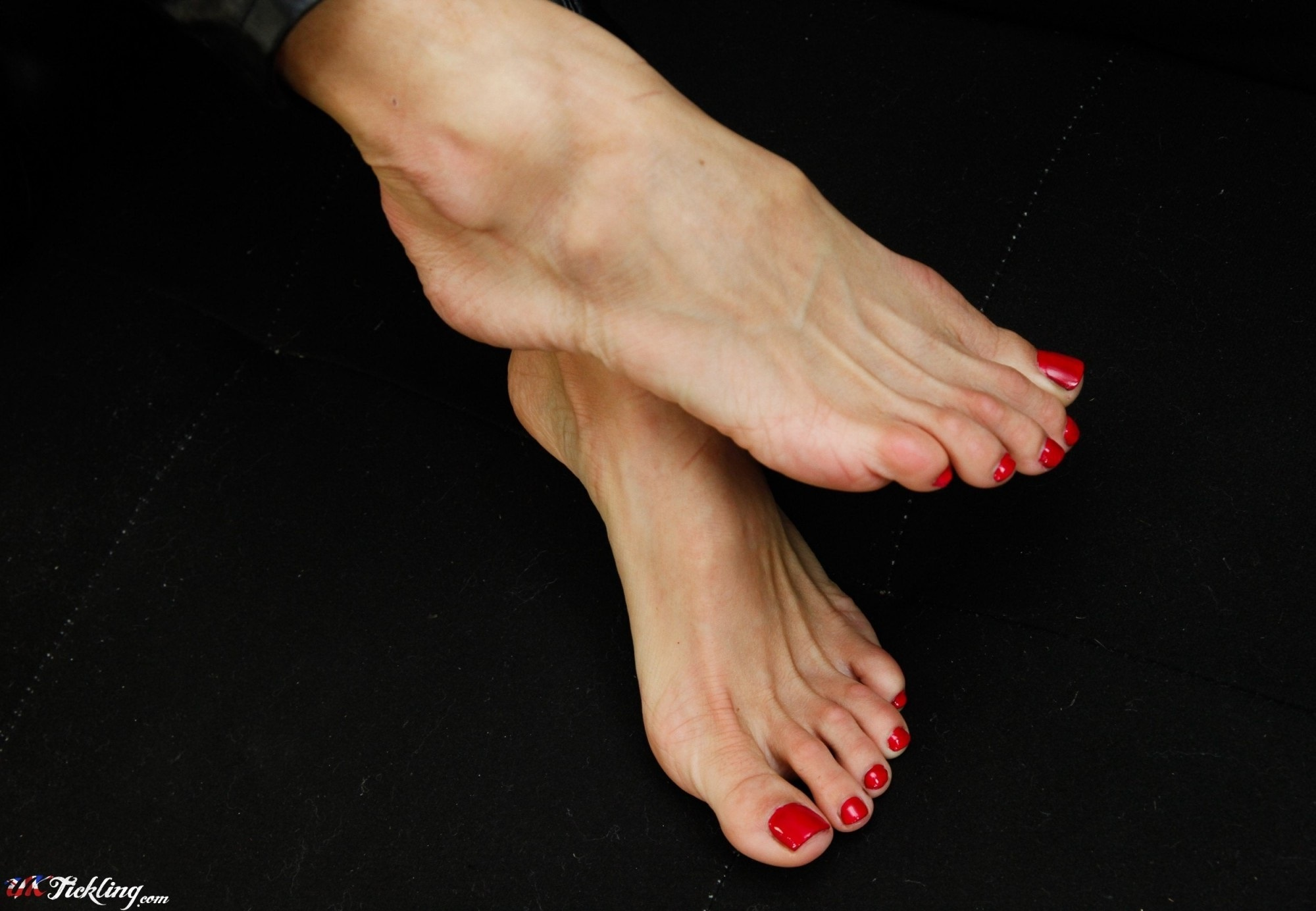 dannii harwood feet
