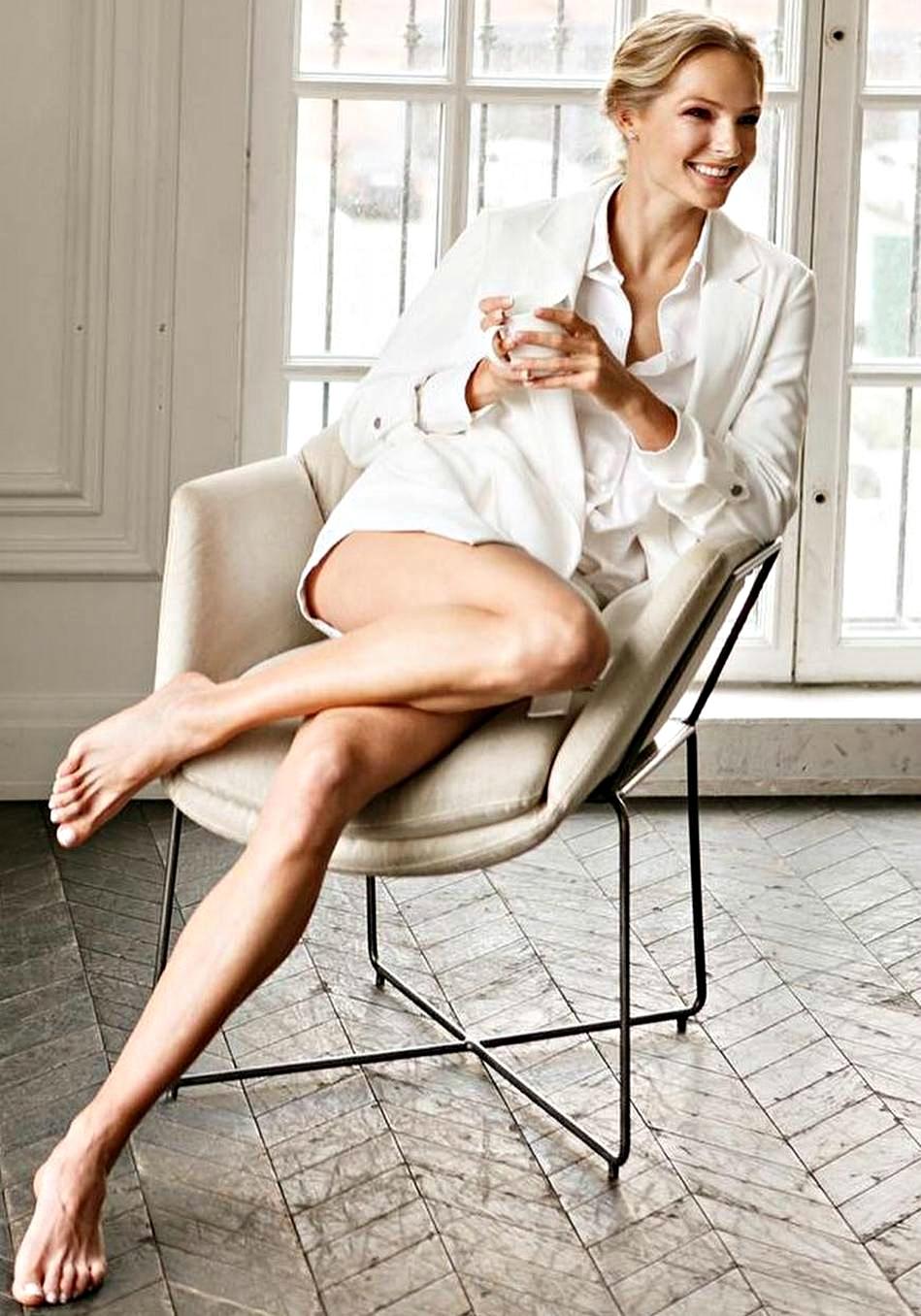Darya Klishina's Feet << wikiFeet