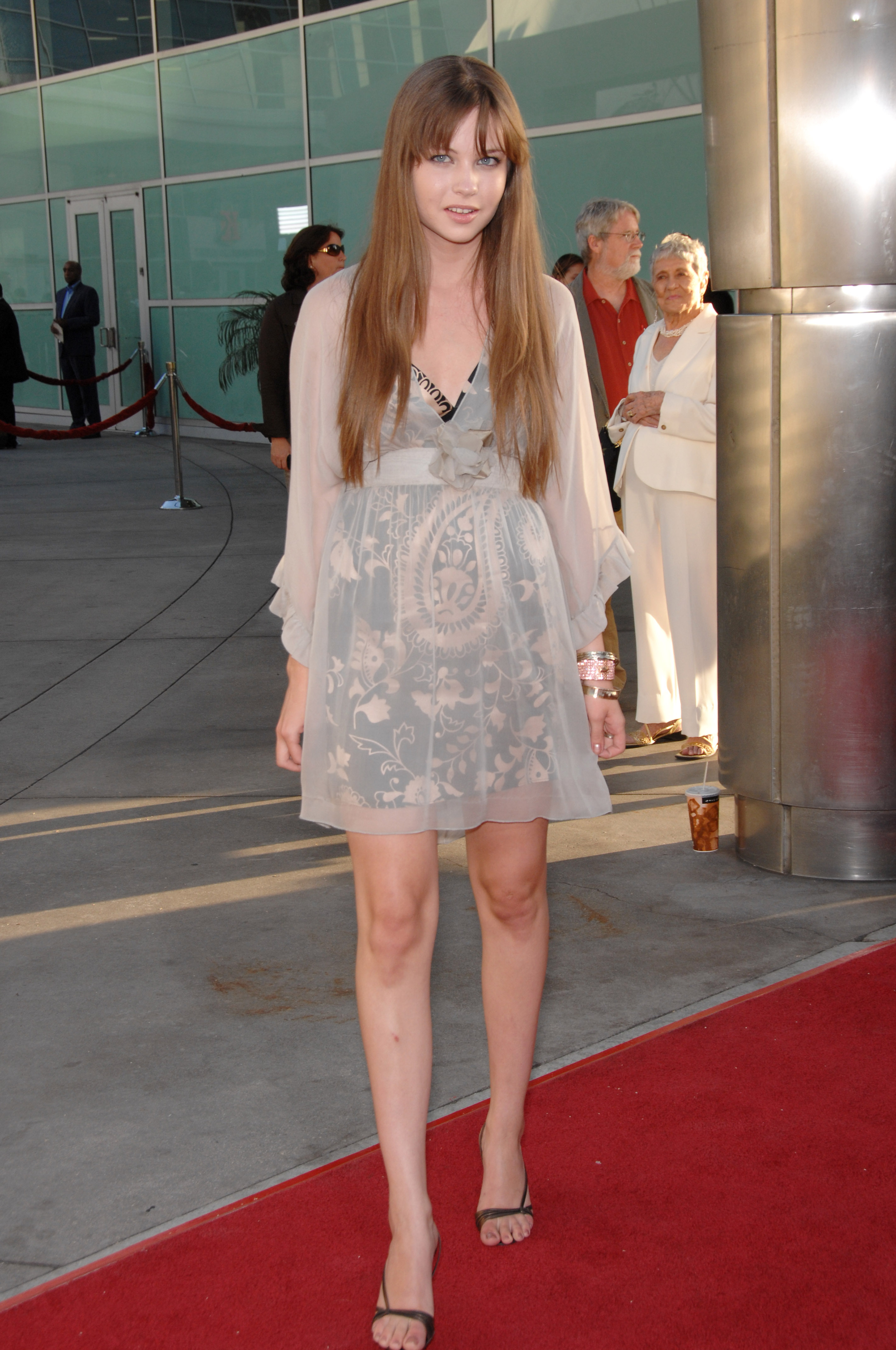 Daveigh Chase's Feet  Daveigh Chase&#...