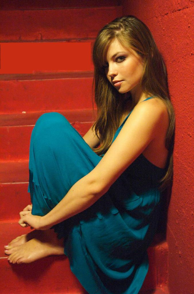 Daveigh Chase S Feet
