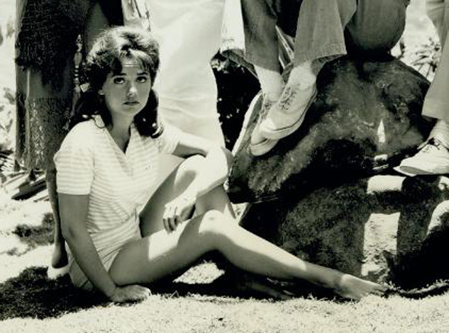 Dawn Wells Feet Legs