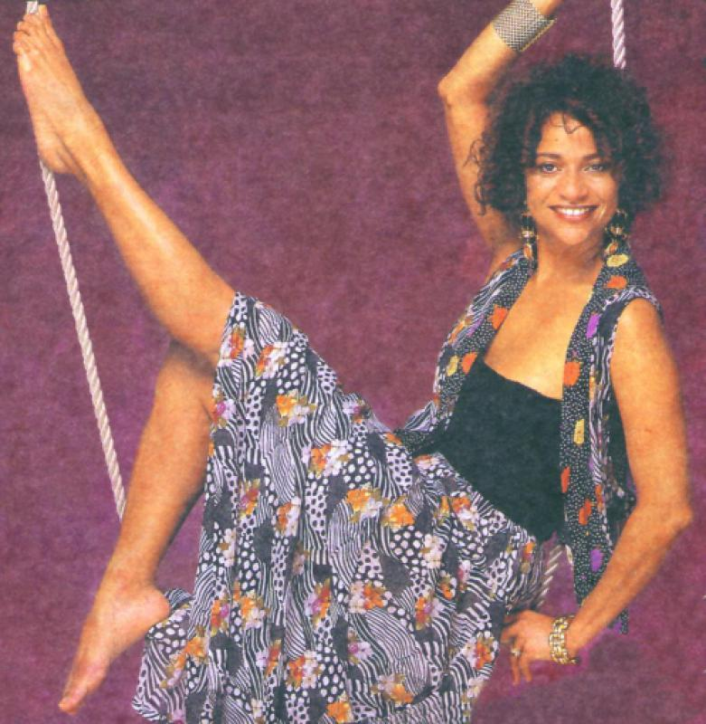 Debbie Allen youtube