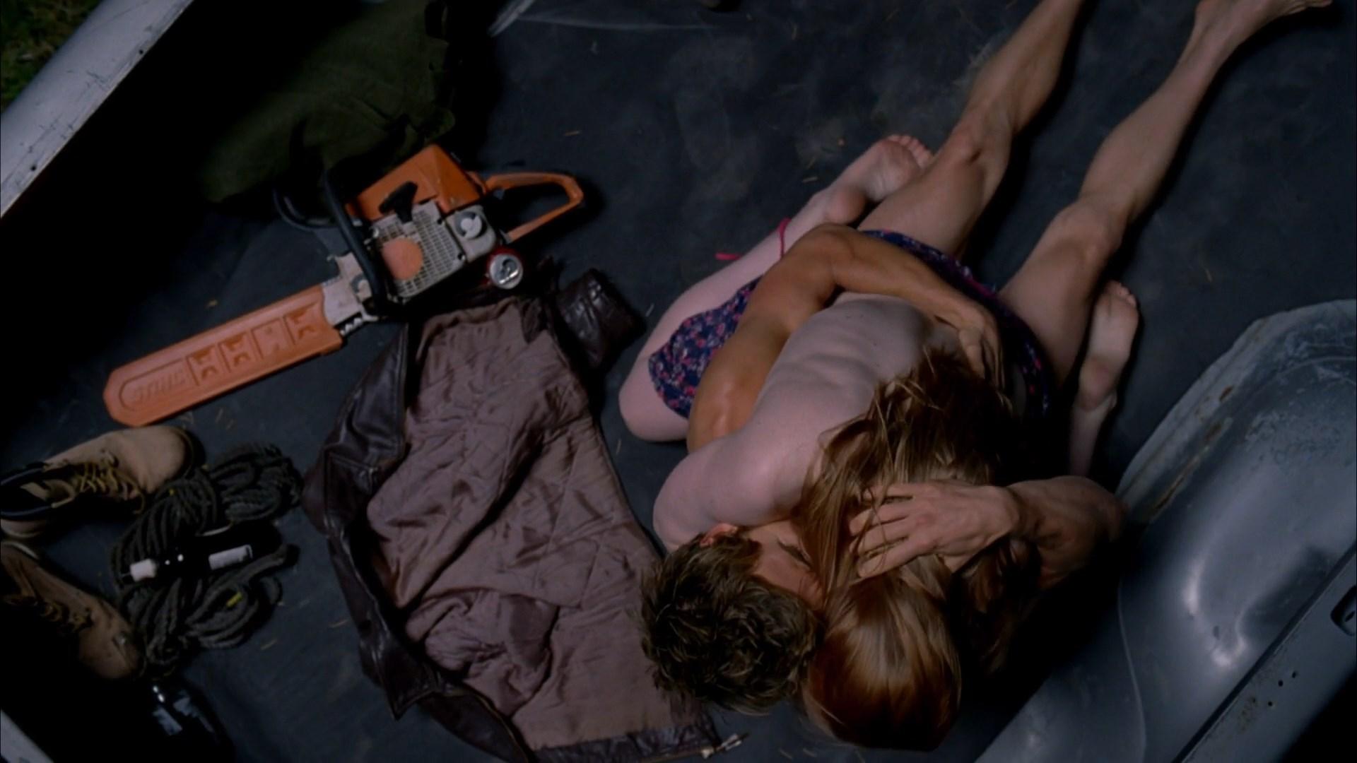 michelle dockery sex scene