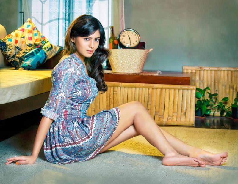 Deepa Sannidhi's Feet