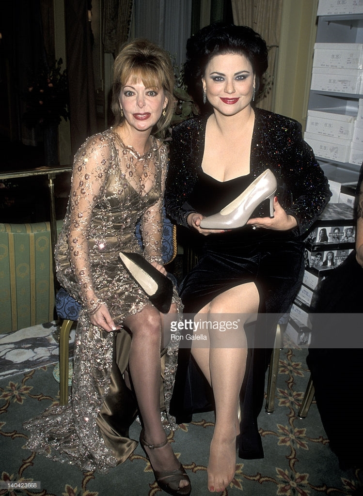 People Who Liked Delta Burke S Feet Also