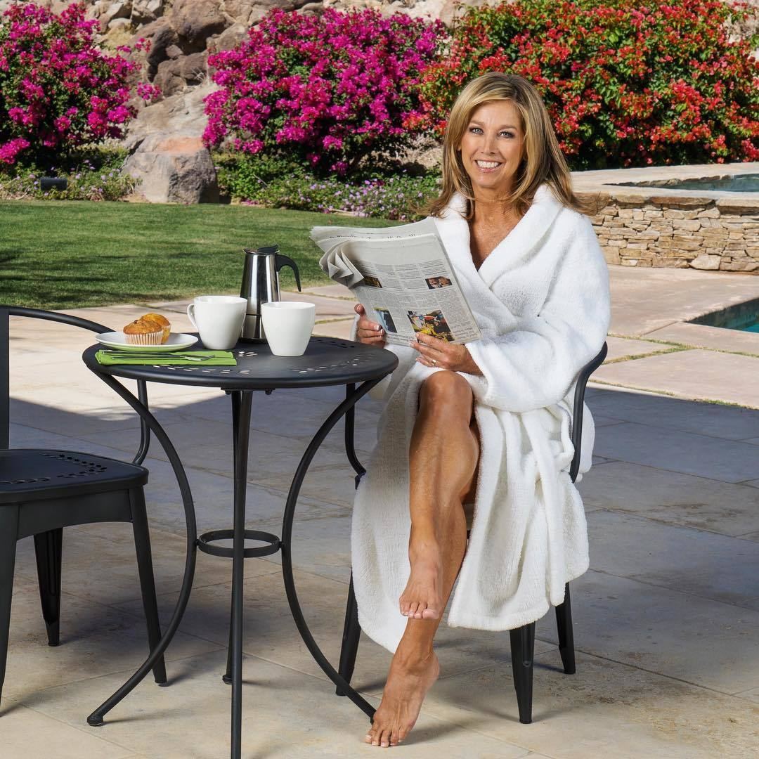 Can suggest denise austin feet toes