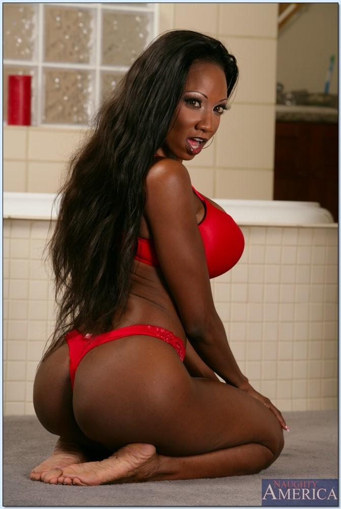 ebony naked women videos