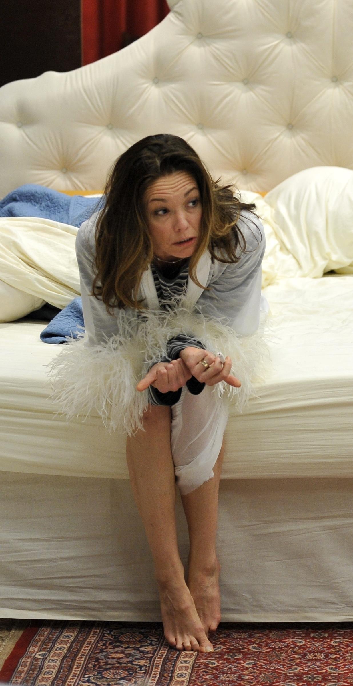 My Celebrity: Diane Lane Feet