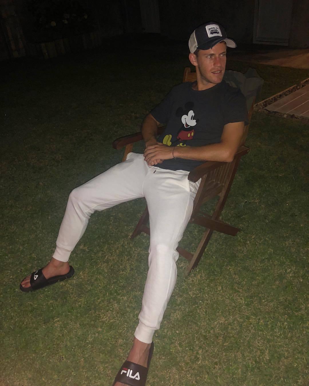 Diego Schwartzman S Feet Wikifeet Men
