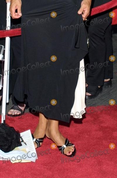 Dina Eastwood's Feet