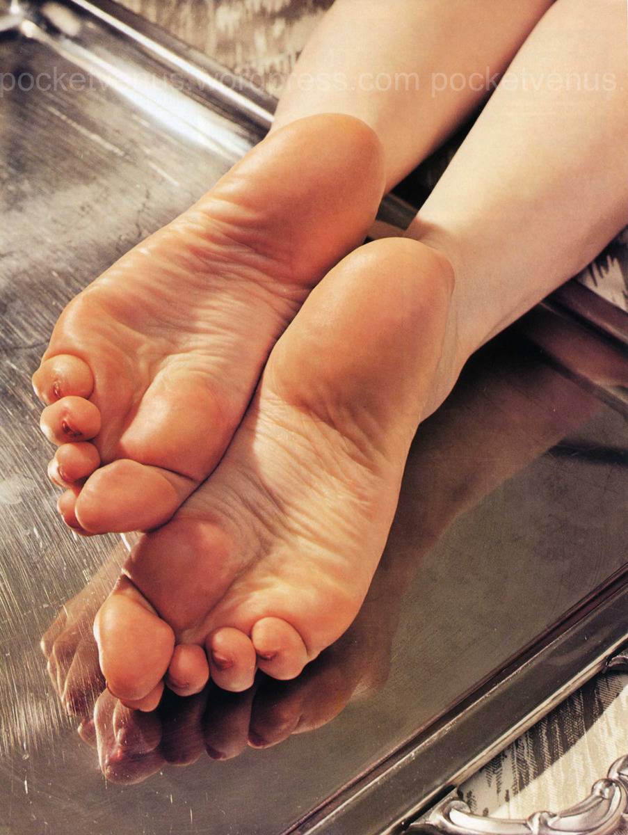 Dita Von Teeses Feet