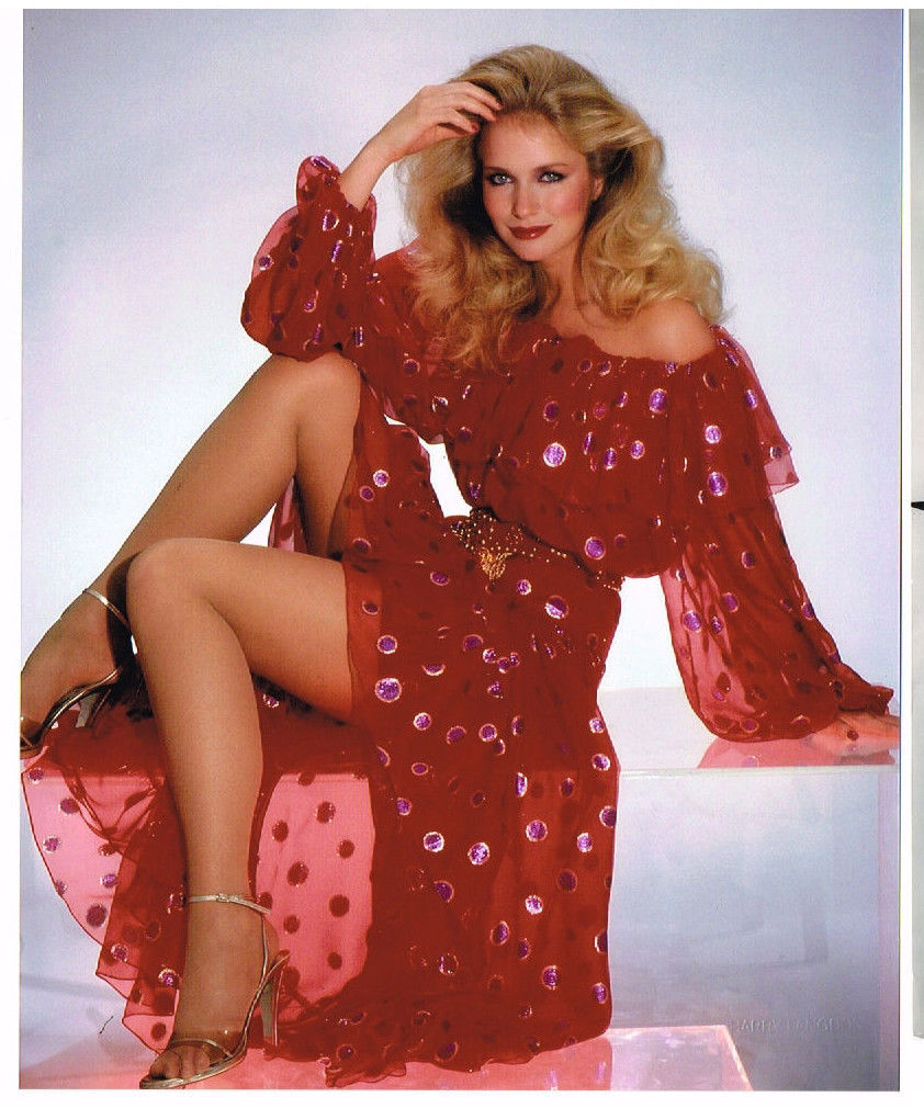 how tall is donna dixon
